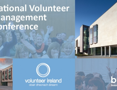 National Volunteer Management Conference on 14 June