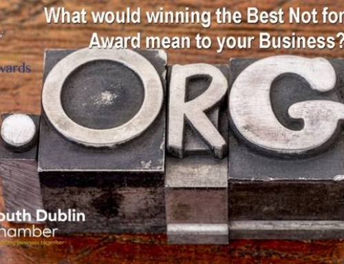 South Dublin Chamber announce their Business Awards – including a not for profit award!
