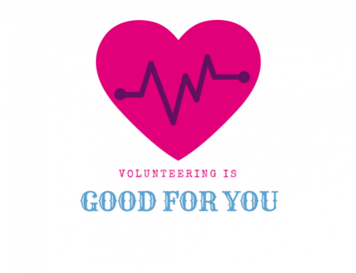 Health and Well Being Week – Volunteering is good for you!