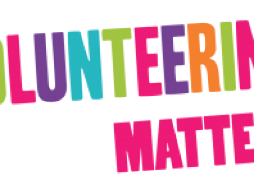 Volunteering Matters! – our  July 2018 volunteer newsletter
