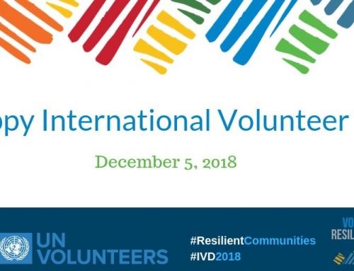 Volunteering Matters – December 2018