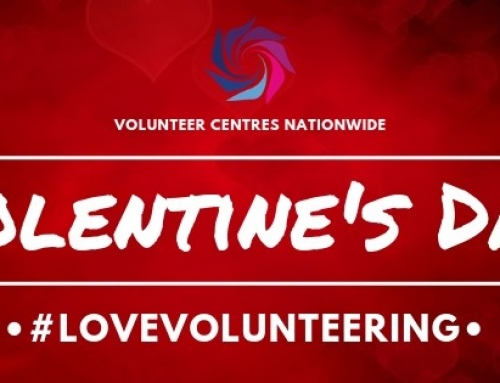 #Lovevolunteering on 14 February