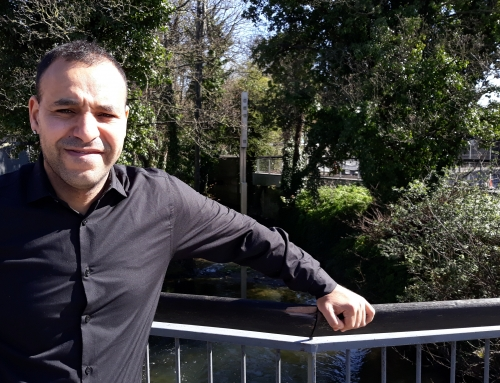 National Volunteering Week Ambassador Hicham Lamchaali from Clondalkin