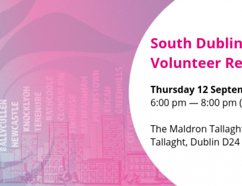 South Dublin County Volunteer Recruitment Fair