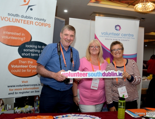 South Dublin County Volunteer Recruitment Fair in video!
