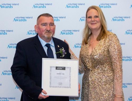 Tallaght Man Wins National Volunteer Award